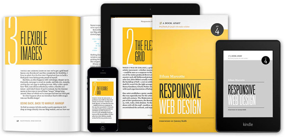 Обложка книги Responsive Web Design